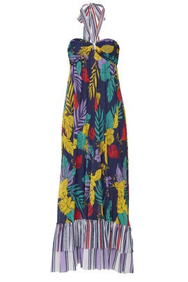 Tropical Printed Maxi by Fuzzi