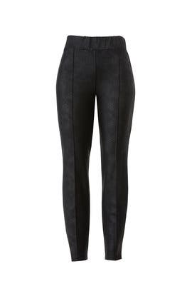 Vegan Leather Nia Pants by Leota
