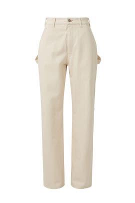 5 Pocket Carpenter Jeans by Maison Margiela