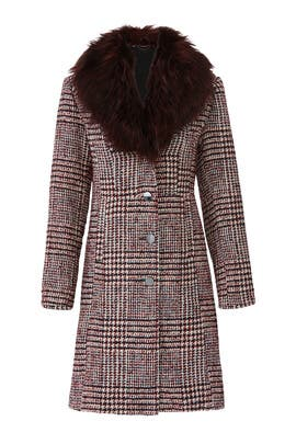 Multi Boucle Coat by NVLT