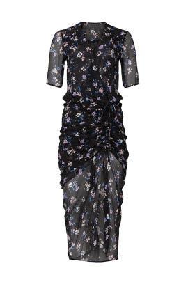 Mariposa Dress by Veronica Beard