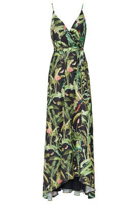 Printed Leah Maxi by Hutch
