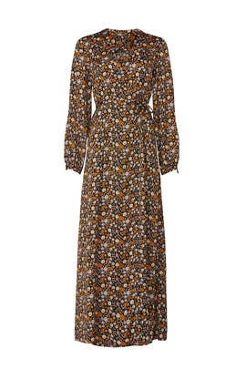 Floral Print Maxi by Scotch & Soda