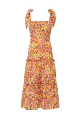 Toluca Midi Dress by Show Me Your Mumu