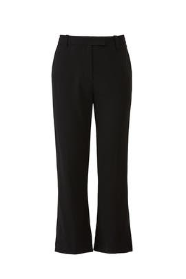 Cropped Kick Flare Pants by 3.1 Phillip Lim