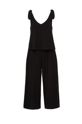 Vicky Knit Jumpsuit by B Collection by Bobeau
