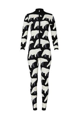 Black Bear Onesie by Perfect Moment