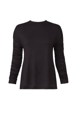 Black Otis Sweater by DREW