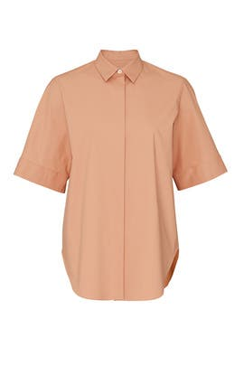 Biscotto Top by Jil Sander Navy
