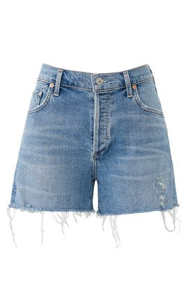 Marlow Easy Denim Shorts by Citizens Of Humanity