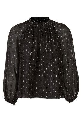 Florence Dot Top by Joie