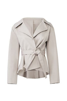 Slate Grey Jacket by Jil Sander Navy