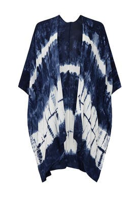 Drape Front Kimono by Fifteen Twenty