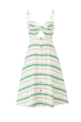 Striped Marissa Dress by Hutch