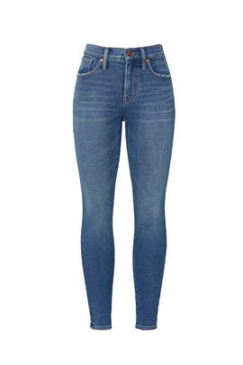 Pearson Wash Highrise Skinny Jeans by Madewell