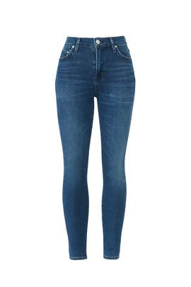 Glory Rocket Crop Jeans by Citizens Of Humanity