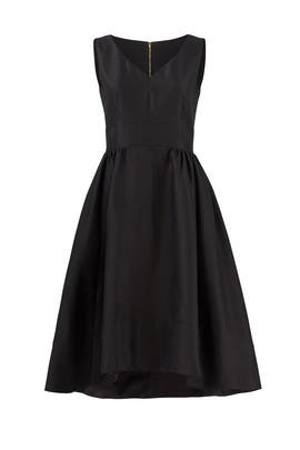 Black Heritage Dress by kate spade new york
