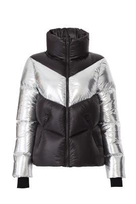 Jess Mixed Media Jacket by Mackage