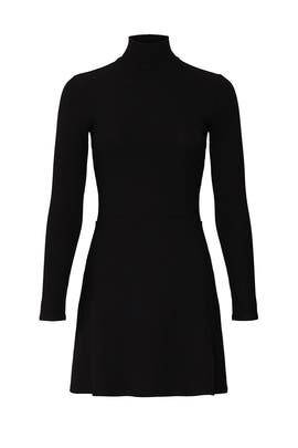 Black Maya Dress by Reformation