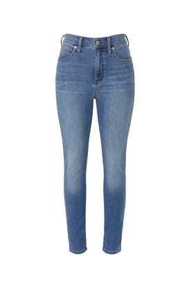 High Rise Skinny Cropped Jeans by Madewell