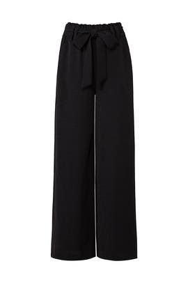 Tie Waist Pants by Moon River