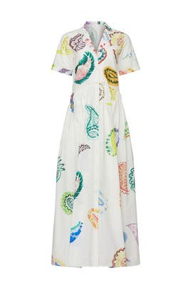 Paisley Maxi by Rosie Assoulin