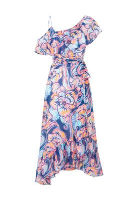 Marianna Wrap Dress by Lilly Pulitzer