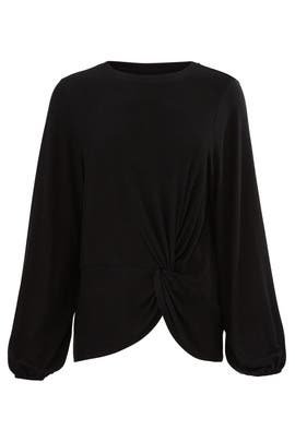 Sierra Side Knot Top by B Collection by Bobeau