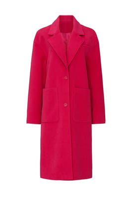 Lucia Coat by Rebecca Minkoff