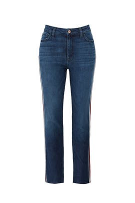 Modern High Rise Crop Jeans by Sanctuary