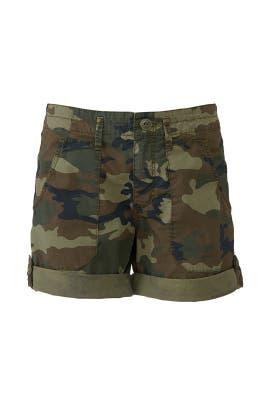 Explorer Patch Pocket Shorts by Sanctuary