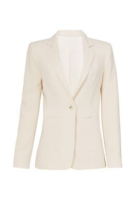 Ivory Jarough Blazer by Elizabeth and James