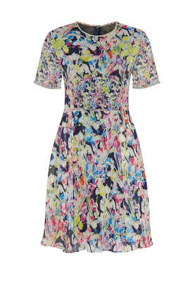 Multi Floral Dress by Jason Wu Collective