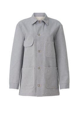 Denim Sports Jacket by Maison Margiela