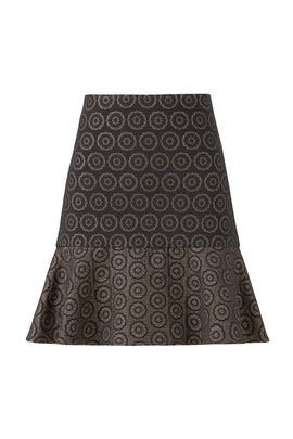 Tillman Skirt by Trina Turk