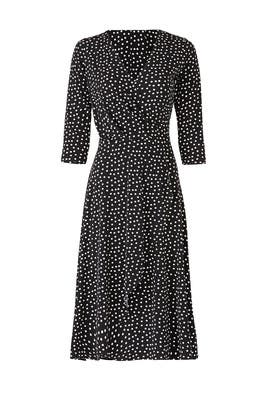Mae Faux Wrap Dress by Leota