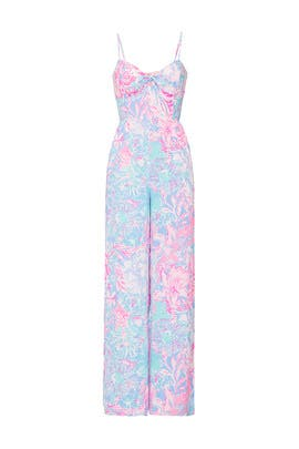 Bente Jumpsuit by Lilly Pulitzer