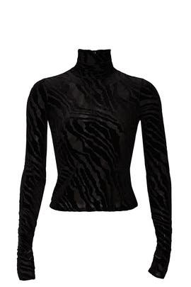 Velvet Zadie Turtleneck by AFRM