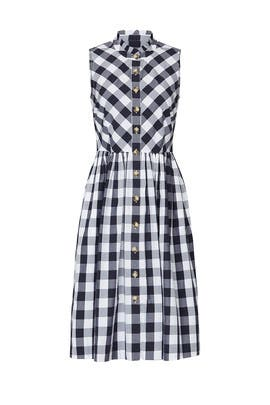 Robin Sleeveless Shirtdress by J.Crew