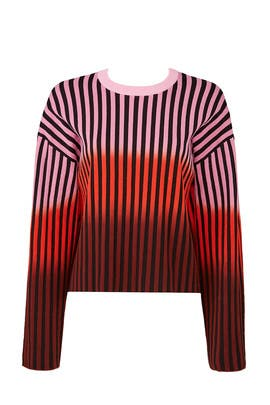 Dip Dye Sweater by Opening Ceremony