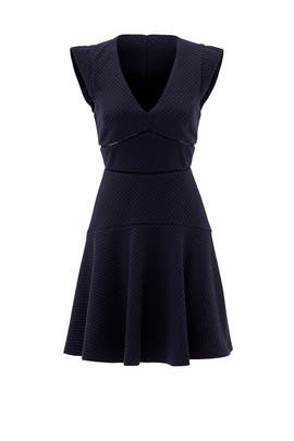 Navy Sailor Dress by Rebecca Taylor