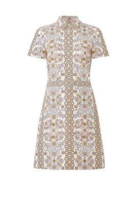 3e48b5b1e0 Garden Port Shirtdress by Tory Burch for $60 | Rent the Runway