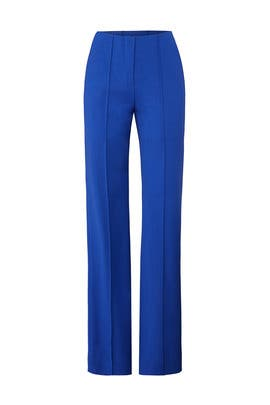 Pleat Front Dress Pants by Diane von Furstenberg