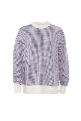Cashfeel Multi Sweater by Jason Wu