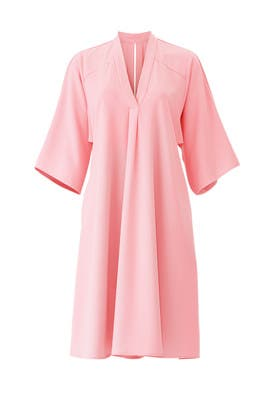 Pink Picasso Dress by Tome