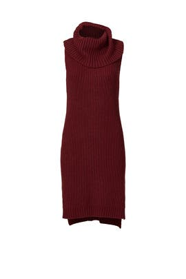 Brandy Turtleneck Sweater Dress by BB Dakota