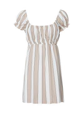 Gracie Mini Dress by CAPULET
