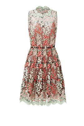 Lily of the Valley Dress by ERIN erin fetherston