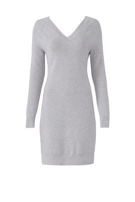 Tin Grey Dress by Jason Wu