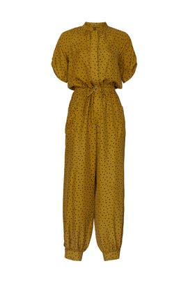 Francis Jumpsuit by Tanya Taylor